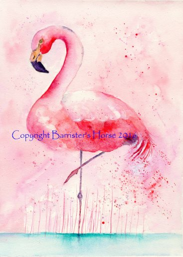 flamingo copyright